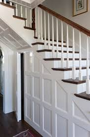 home entry staircase under stairs storage ideas closet