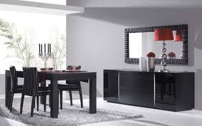 Dining Room Furniture Sideboard Unique Black Dining Chair Black Dining Table Glass Top White