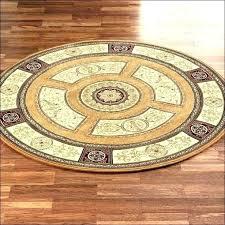 8 ft round rug pad pads info