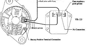 how to build a external voltage regulator for dodge, jeep ford alternator wiring diagram external regulator at Voltage Regulator Wiring Diagram