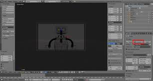 how to model and animate a robot key frame a blender animation