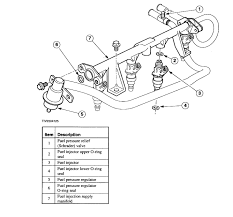similiar motor ford 2 0 1999 contour keywords 1999 ford contour engine diagram 98 ford contour fuse box diagram
