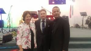 Donnie Swaggert Ps Daniel And Maryse With Rev Donnie Swaggart Fm The Us At