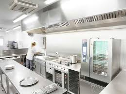 image restaurant kitchen lighting. delighful image restaurant kitchen lighting commercial design inspiration for your culinary business with concept ideas r