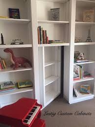 Secret Liquor Cabinet Lustig Custom Cabinets Kitchens