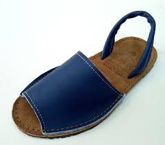 menorquinas leather color white pisakakas sandals