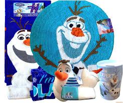 get quotations disney frozen olaf bathroom decoration disney frozen 2pc bath set includes bath towel with