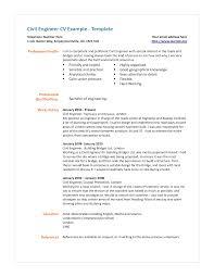 Stop Resume Examples Resume In English Example Engineer Sugarflesh 1