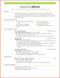 What Should Be In A Resume 2424 What Should A Resume Look Like Resumetem 19