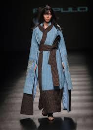 Batik Fashion Designers Indonesian Label Populo Batik Introduces Tibetan Inspired