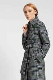 <b>Пальто с элементами trench</b> coat V201262N-1617C65