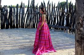 Namibian Designers Namibia Nikola Conradie Takes Nam Fashion To The Lusaka