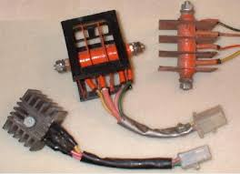 and wire rectifiers 1960s hondas