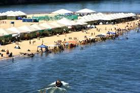 Resultado de imagem para praias do rio tocantins