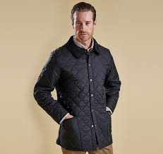 Quilted Jackets | Mens | Categories | Barbour & Barbour Liddesdale® Quilted Jacket ... Adamdwight.com