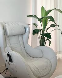 "NOUHAUS ""Classic"" <b>Massage Chair with</b> Ottoman – Decor ..."