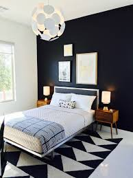 modern bedroom furniture images. Image Result For Mid-century Modern Bedroom Morocan Black And White Rug Furniture Images