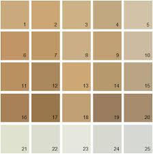tan color paintBenjamin Moore Paint Colors  Neutral Palette 11  House Paint Colors