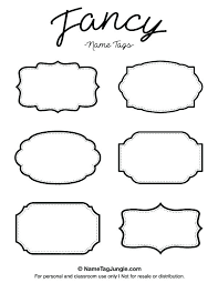 Desk Name Plate Template With Free Printable Desk Name Plate
