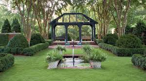 Small Picture Landscape Designs Good Bones Make Great Gardens Southern Living