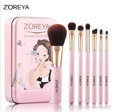 zoreya makeup brush set beginner makeup tools full brush eye shadow makeup brushes set lip brush makeup brush set eye shadow makeup brushes beginner makeup