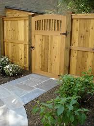 Small Picture Garden gate design