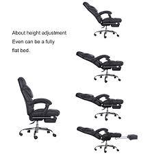 bedroomravishing leather office chair plan. Bedroomravishing Leather Office Chair Plan. Merax Chairs Black Pu Executive High Back Recliner Plan .