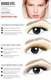 change the shape of your eyes by lining them diffely