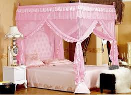 Affordable Queen canopy bed curtains — Joomant Designs : Discover 18 ...