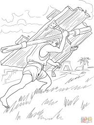 Coloring Page For Samson Kids Drawing And Coloring Pages - Marisa ...