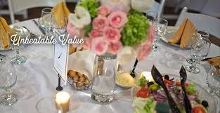wedding catering bundles starting at 10 50 per guest are an unbeatable value