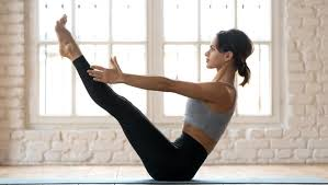5 pilates moves at home and burn