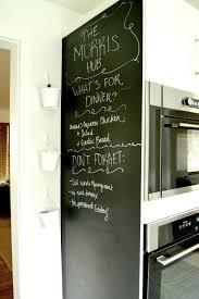 Chalkboard For Kitchen Renter Friendly Kitchen Chalkboard Wall Sara Dear