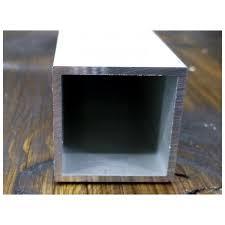 <b>Труба квадратная алюминиевая</b> AL&Build 30х30х2 анод <b>серебро</b> ...