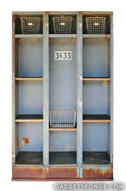Locker Style Bedroom Furniture 17 Best Ideas About Metal Lockers On Pinterest Vintage Lockers