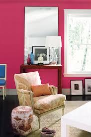neon pink paint colors design ideas