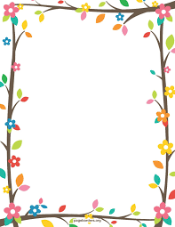 Printable Bordered Paper Designs Free Resultado de imagen para free printable border designs for paper 1