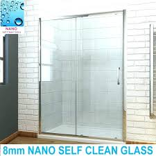 sightly best way to clean water spots off glass shower doors hard stains on prevent o