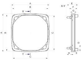 ceiling fan measurements fan ceiling fan sizes india