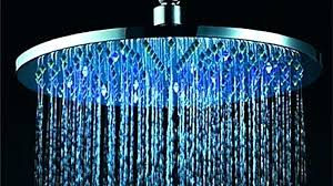 led shower light bar awesome head reviews or surface mount mus waterproof fixture stall ceil