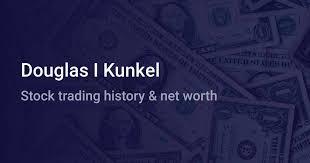 Douglas I Kunkel Net Worth (2021)   wallmine