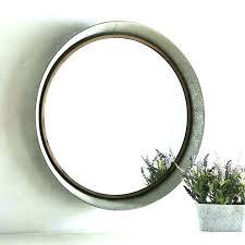 black round wall mirror ck round wall mirror mirrors medium size of metal frame with shelf