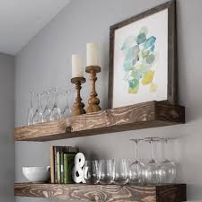 What To Put On Floating Shelves Unique Create Dining Room Storage With Floating Shelves Hey Let's Make Stuff