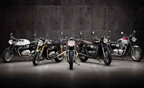 hot engine in triumph motorcycles here