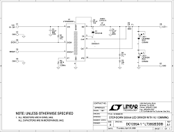 step dimming driver wiring diagram wire center \u2022 4 Lamp Ballast Wiring Diagram dc1205a evaluation board analog devices rh analog com dimming ballast wiring diagram t8 dimming ballast wiring