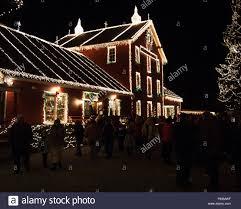 Clifton Mill Christmas Lights December 18 2015 Christmas Lights Illuminate The Shops At