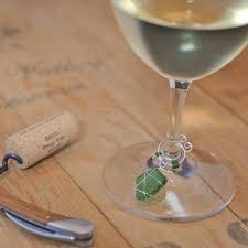 add charm to your wine glasses 20 great diy wine charms ideas