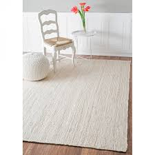perfect jute rug 5x8 havenside home coopers handmade eco natural fiber braided