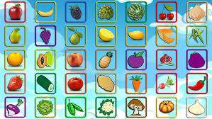 Small Picture Fruit and Vegetable Coloring Pages for Kids for Windows 8 and 81