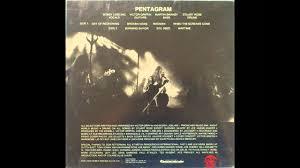 "<b>Pentagram</b> - <b>Day of</b> The Reckoning LP ( Original ""Napalm"" Mix ..."